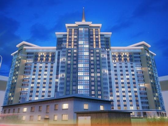 В Барнауле завершается строительство самого высокого дома ...