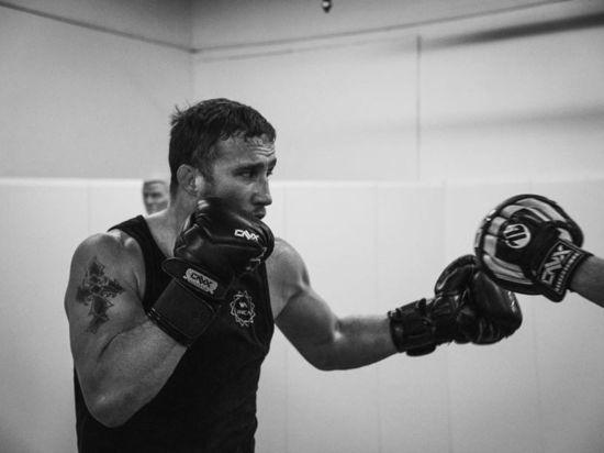 «Хабиб считает себя безупречным»: Гэтжи обещает задушить чемпиона