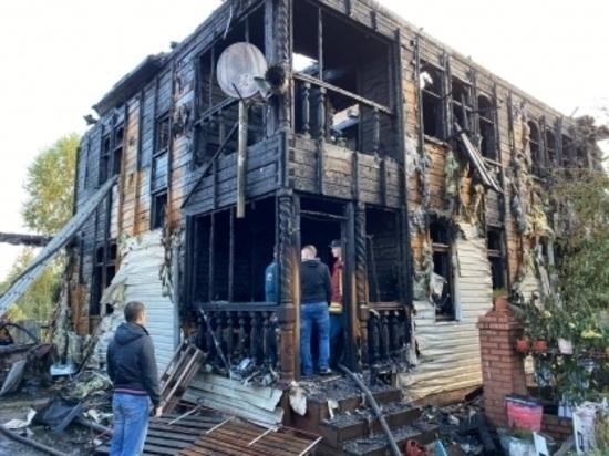 Женщина и ее 6-летняя дочь погибли во время пожара в ...