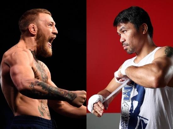 Вартанян вызвал на бой Чимаева, Макгрегор хочет боксировать с Пакьяо