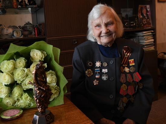Игорь Руденя поздравил с днем рождения ветерана войны из ...