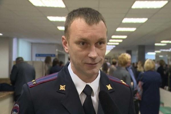 Новым начальником Костромского УМВД назначен Александр ...