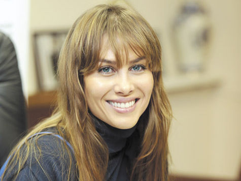 Юлия Беретта пишет о любви - МК