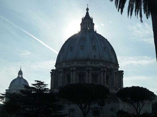 Рим через замочную скважину