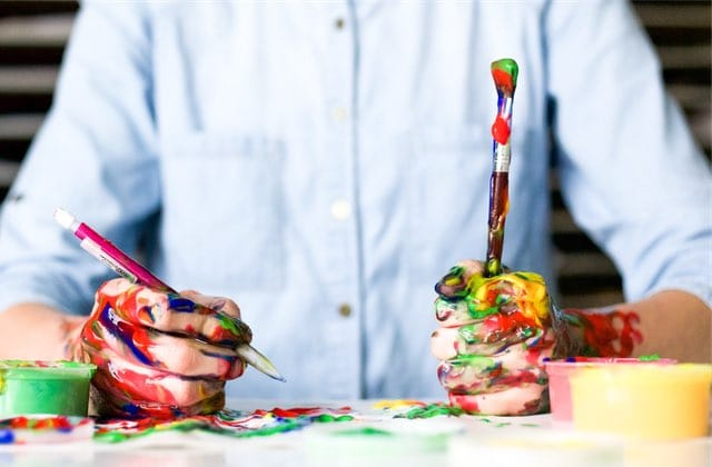 Peinture Textile Comment Customiser Le Tissu Les Vetements