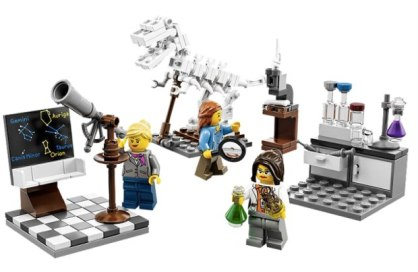 Lego femmes scientifiques