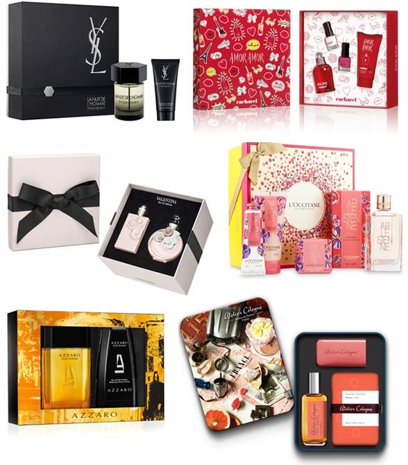 Les Plus Jolis Coffrets De Parfum Pour Nol 2015