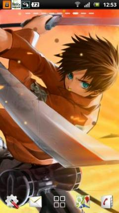 Free Attack On Titan Live Wallpaper 2 Software Download