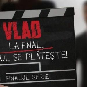 """Noi personaje în cel de-al patrulea sezon din """"Vlad"""". Anca Dinicu, alias Gina a lui Bendeac, acum pe platourile PRO TV"""