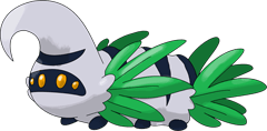 ID: 180 Camopillar - Pokemon - Fakemon - Features Monster MMORPG Online