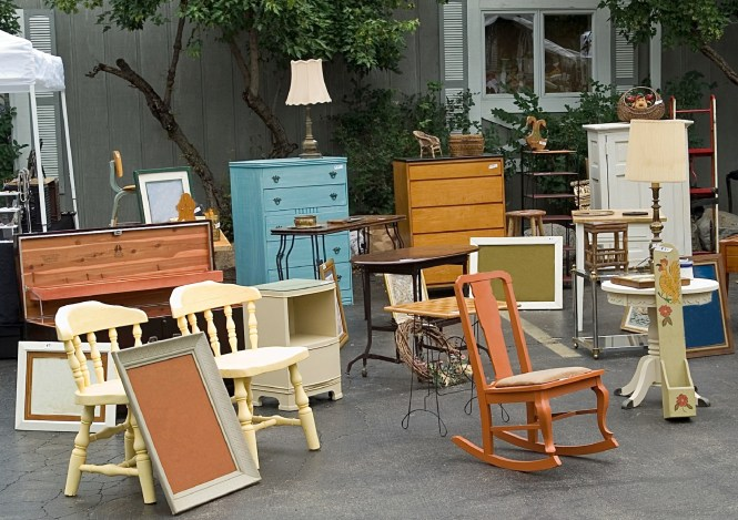 Furnishing Your Apartment What To Secondhand And