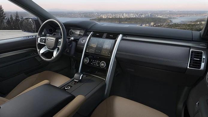 Land Rover Discovery Metropolitan - interior