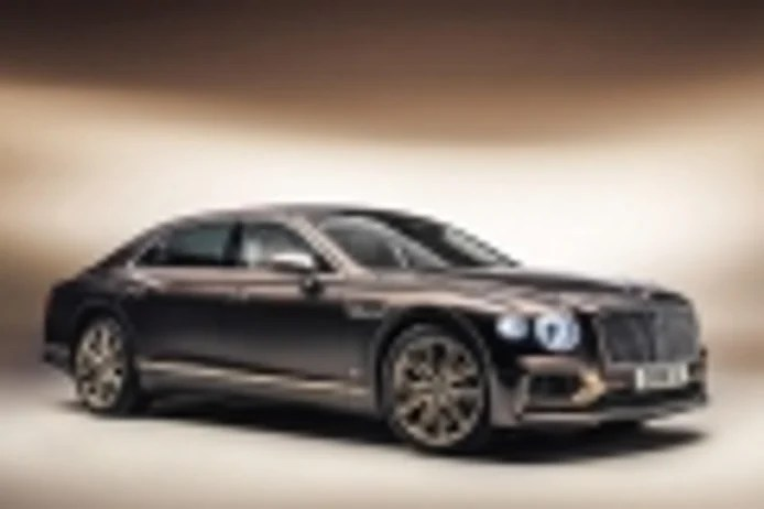 The Bentley Flying Spur Hybrid Odyssean Edition is as luxurious as it is efficient