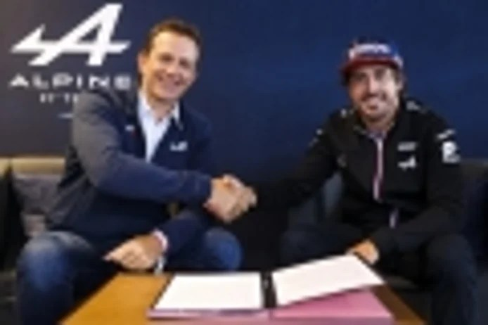 Alonso, key to Alpine's ambitious project: «I felt at home since I returned»
