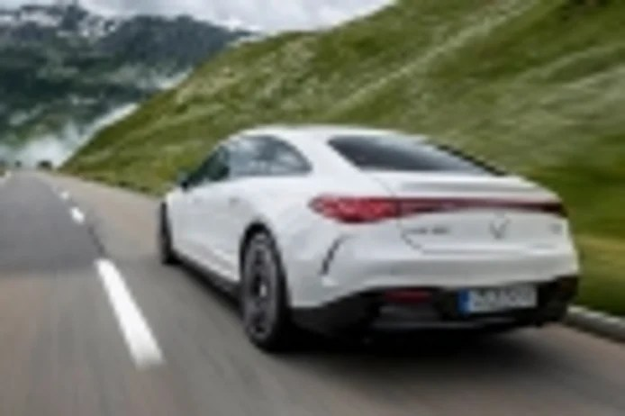 The Mercedes EQS range will debut a new base version in 2022