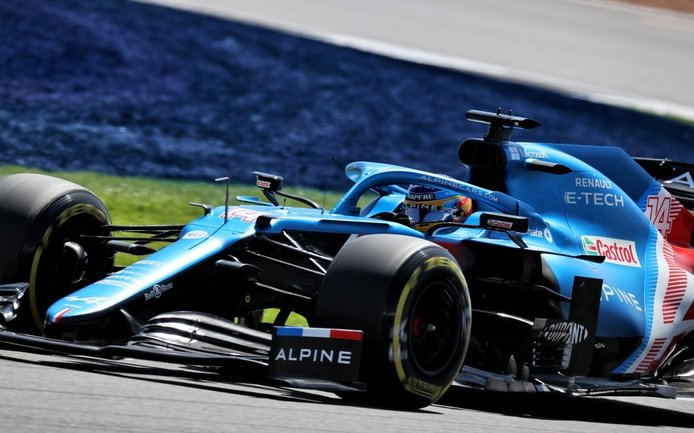 Alpine already enjoys the best Alonso: «He has silenced those who doubted his return»