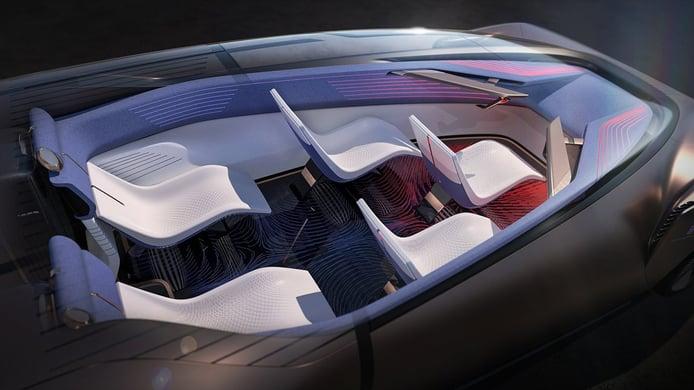 Pininfarina Theorem Concept - interior