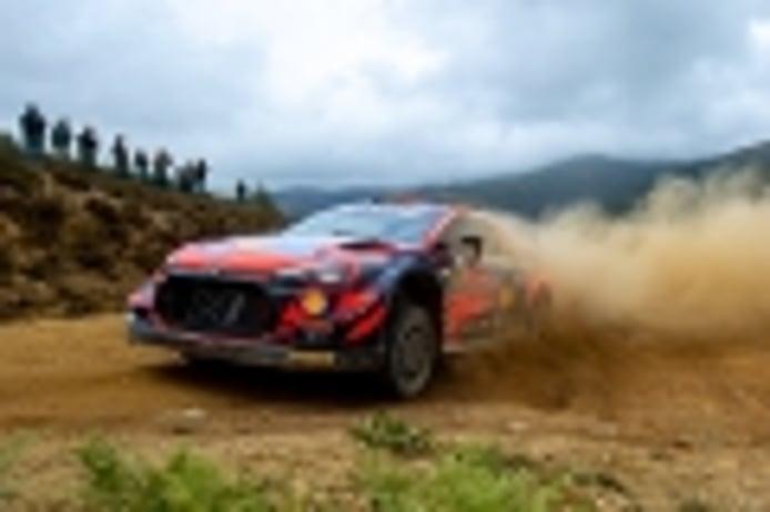 Hyundai Motorsport faces Rally Estonia as an all or nothing