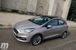Foto 3 - Fotos prueba Ford Fiesta 2017