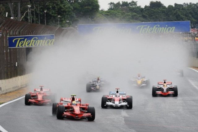 Resultado de imagen de gp brasil 2008