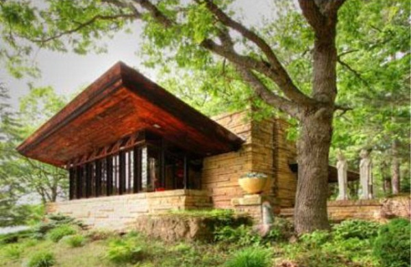 0325flw6 Frank Lloyd Wright: Real Estate Timeline, The Usonian Years