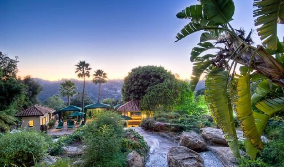 0909oakpass4 Mark Wahlberg Re Lists Beverly Hills Home (PHOTOS)