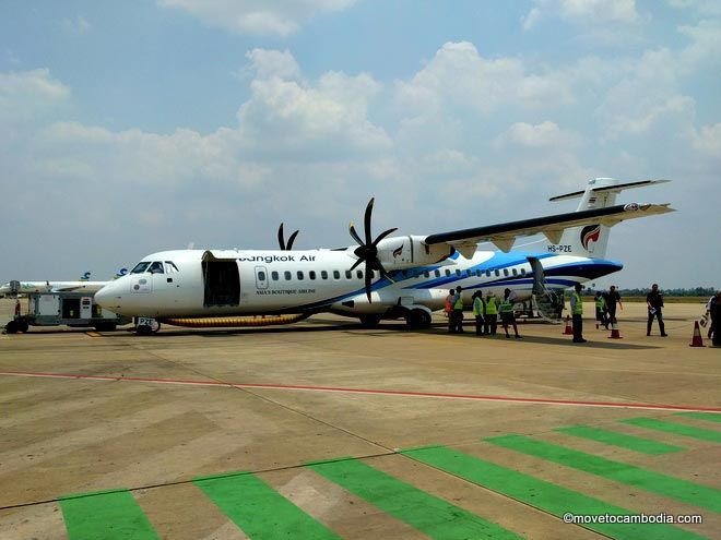 Bangkok Airways Bangkok to Siem Reap