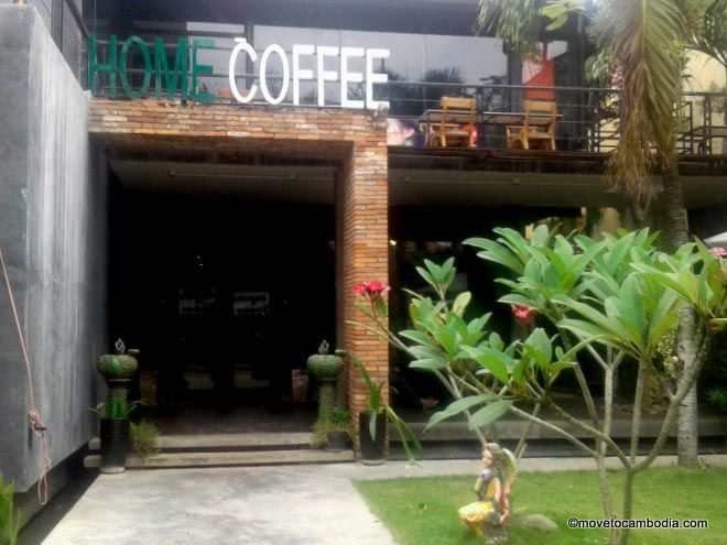 Home Coffee Battambang