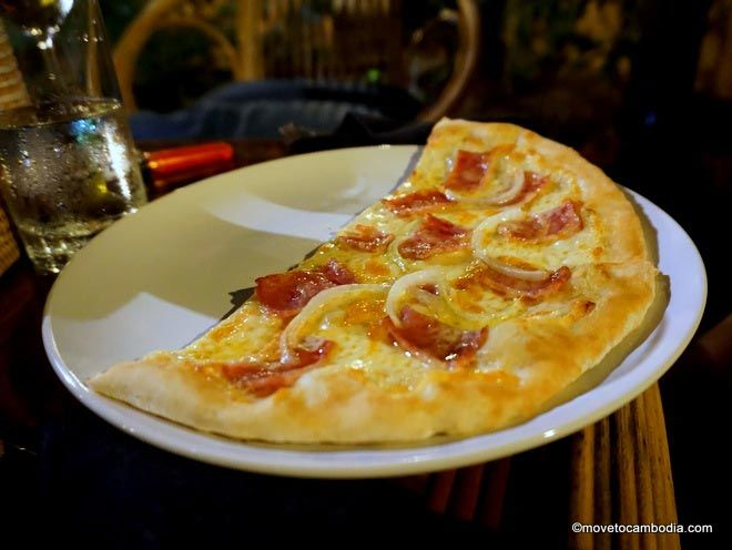 Battambang pizza