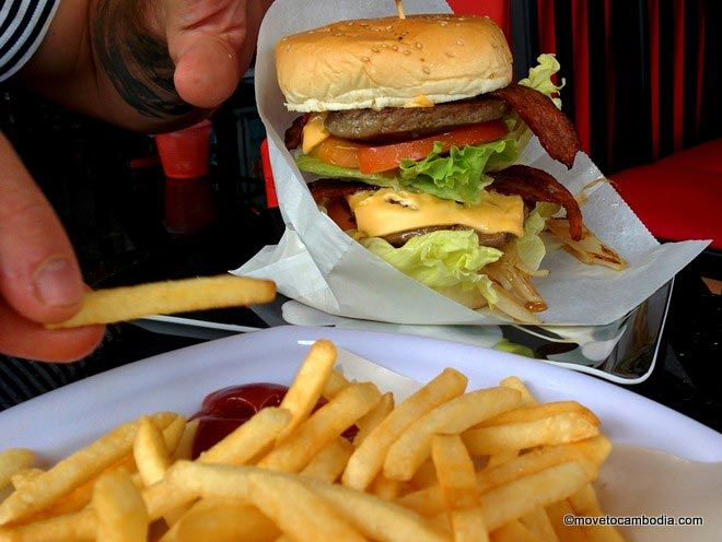 Mike's Burger House Sihanoukville