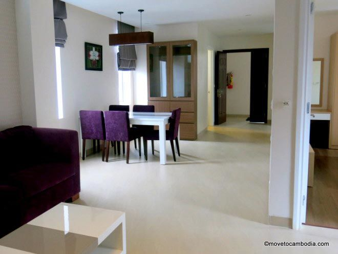 Phnom Penh luxury apartment