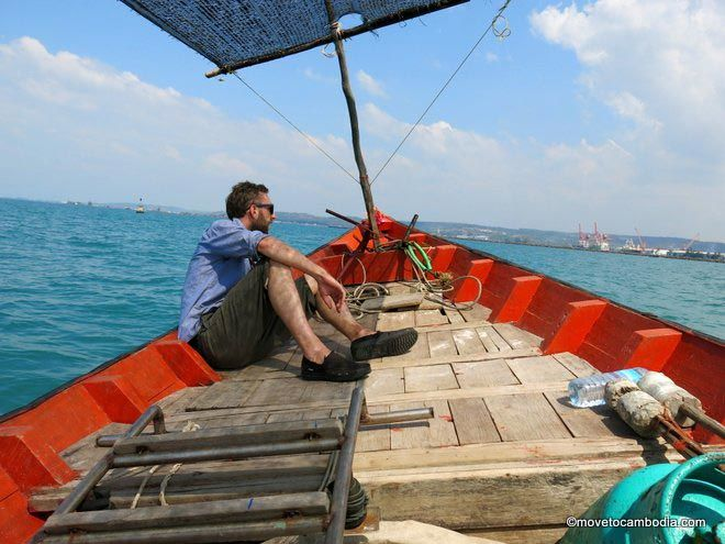 Private long tail boat to Koh Rong