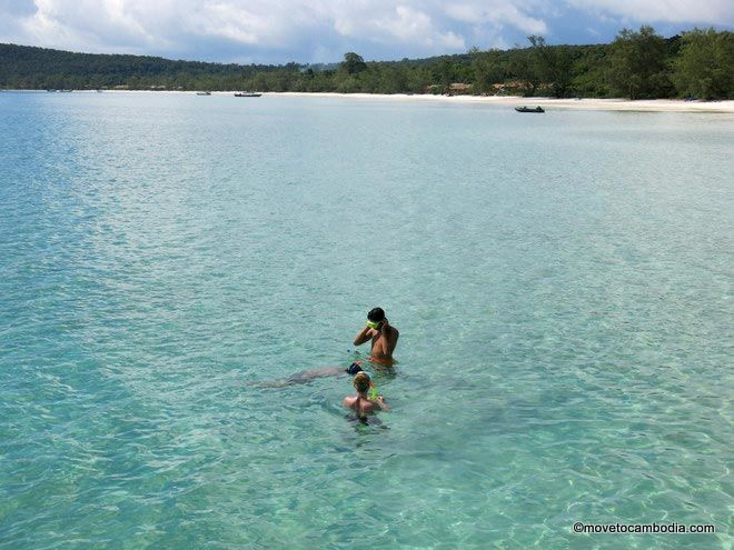 Things to do on Koh Rong Sanloem