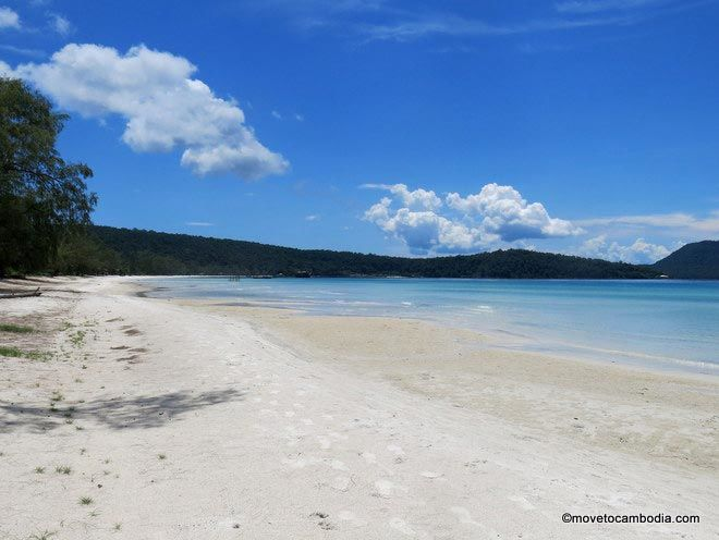 Before you go to Koh Rong Sanloem
