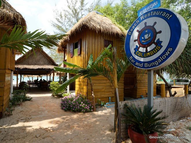 Columbus Beach Bungalows Sihanoukville