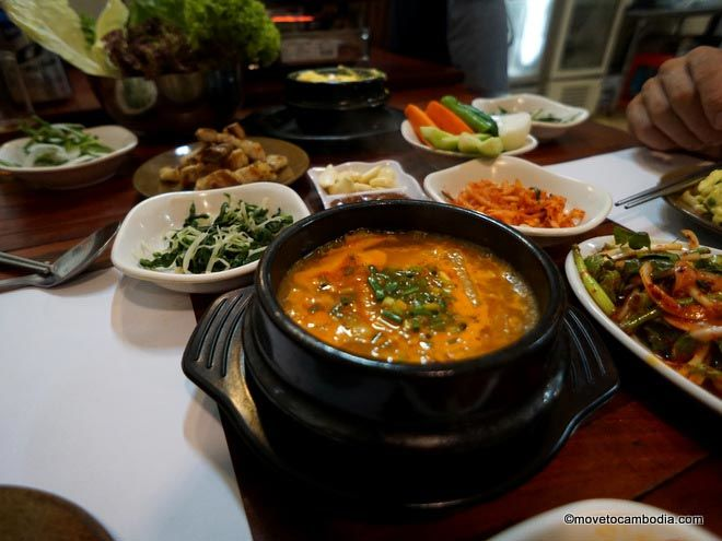Dakida Korean Restaurant Siem Reap