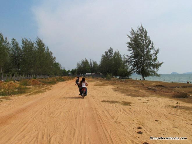 driving in Sihanoukville