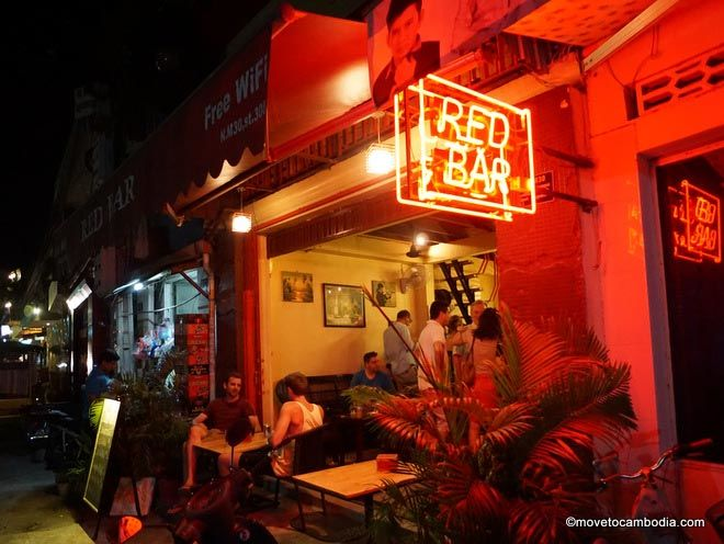 tonle bassac bar red bar