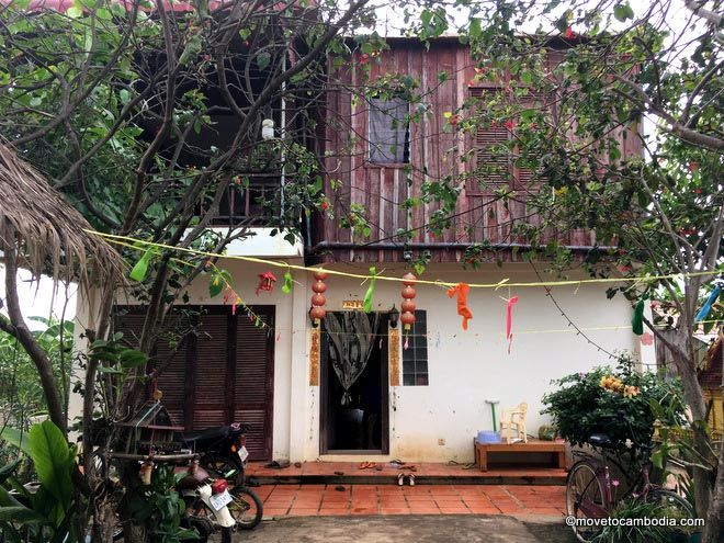 Red House homestay Cambodia