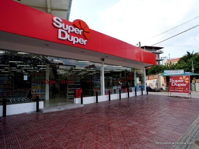 The Best Supermarkets In Phnom Penh