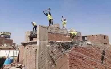 محافظ المنيا يشكل لجان لتسهيل اجراءات التصالح فى مخالفات البناء