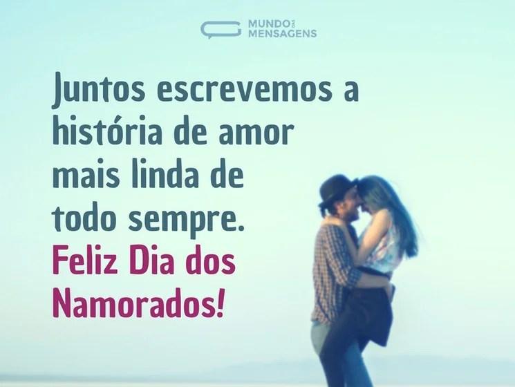 Amor verdadeiro dura para sempre
