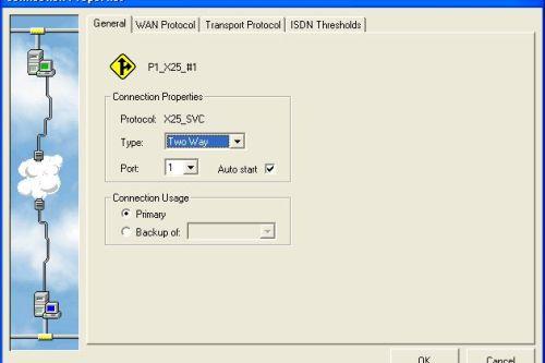 configuracion eicon x25