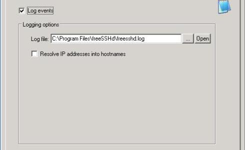 free sshd configuracion
