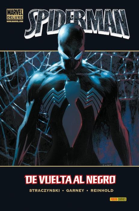 spiderman vuelta al negro portada