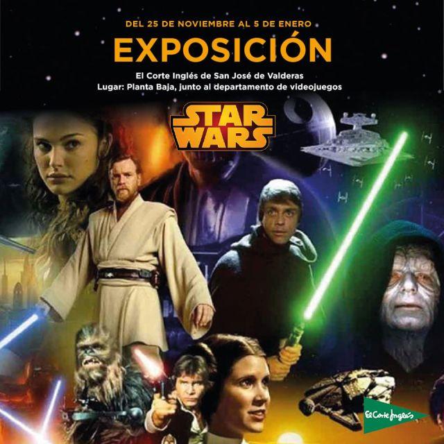 exposicion star wars