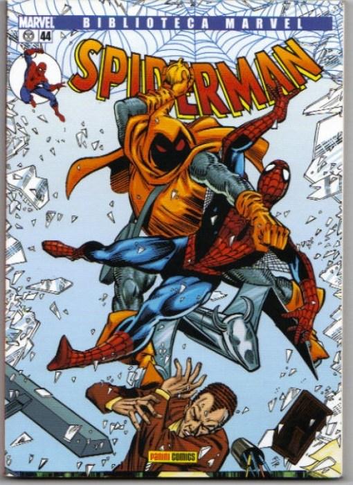 spiderman 44 biblioteca marvel