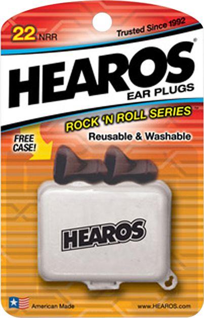 HearosRock n' Roll Ear Filters 2-PackPackage