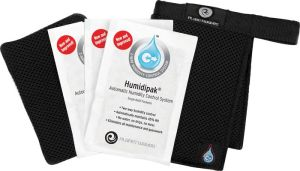 Planet Waves Humidipak Humidity Control System Black