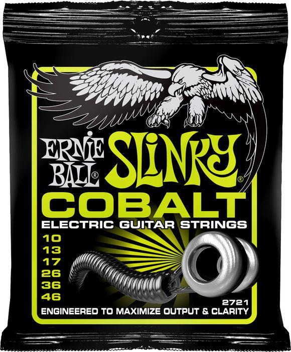 Ernie Ball Slinky Cobalt